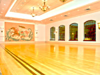 The Elegant Sonrisa Ballroom