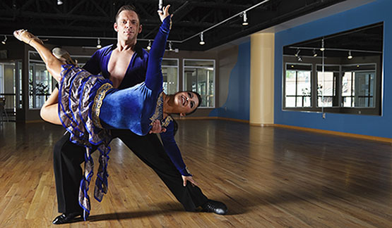 Learn Ballroom and Latin Dancing including Salsa and Tango