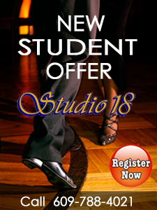 Get Your $25 Lesson at Studio 18