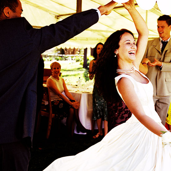 Your Wedding Dance - turned into magic!